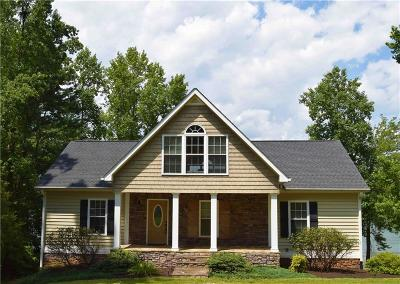Oconee County Single Family Home For Sale: 907 Point Place