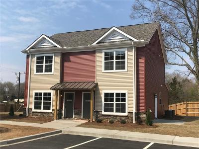 Clemson Condo For Sale: 235 Pendleton Road