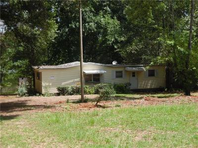 Anderson County, Oconee County, Pickens County Mobile Home For Sale: 932 Dogwood Lane