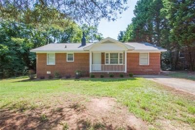 Evergreen Hills Single Family Home Contract-Take Back-Ups: 614 Azalea Drive