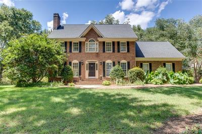 Easley Single Family Home For Sale: 305 Rochford Drive