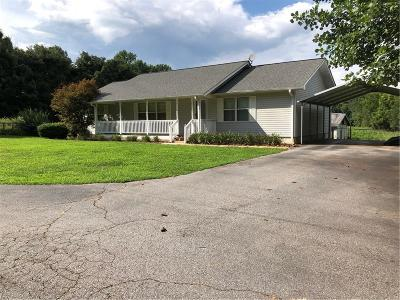 Liberty Single Family Home For Sale: 696 Stewart Gin Road