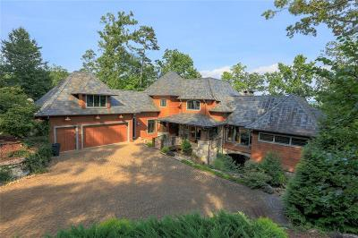 The Reserve At Lake Keowee Single Family Home For Sale: 117 E Fort George Way