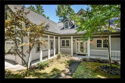 Keowee Key Single Family Home For Sale: 1 Iron Clad Drive