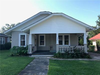 Seneca Single Family Home For Sale: 308 E South 5th Street