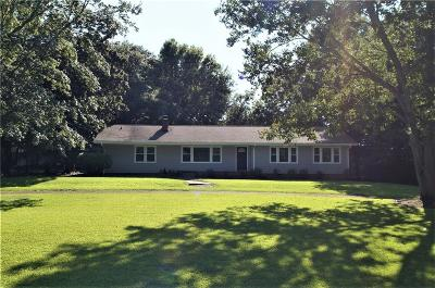 Easley Single Family Home For Sale: 100 S D Street