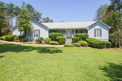 Anderson Single Family Home For Sale: 1008 Cove Circle