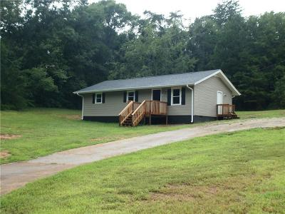 Anderson County Single Family Home For Sale: 120 Moss Drive