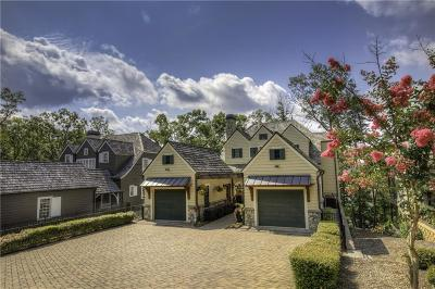 The Reserve At Lake Keowee Single Family Home For Sale: 219 S Lake Drive
