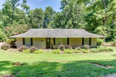 Townville Single Family Home For Sale: 1020 Pinelake Drive