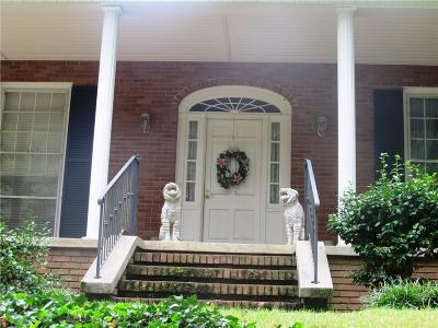 Clemson Single Family Home For Sale: 206 Tamassee Drive