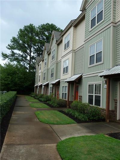 Clemson Condo Contract-Take Back-Ups: 204 Kelly Road