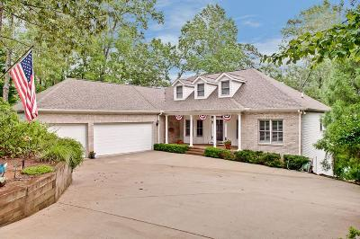 Keowee Key Single Family Home For Sale: 32 Calm Sea Drive