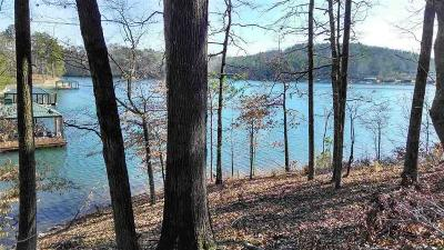 Six Mile Residential Lots & Land For Sale: 125 Hawks Bay Court