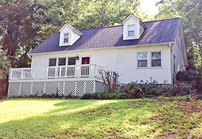 Easley Single Family Home For Sale: 512 Kay Drive