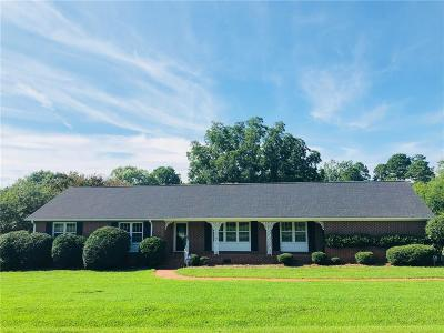 Single Family Home For Sale: 711 Timberlake Road