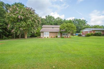 Easley Multi Family Home For Sale: 194 Poplar Springs Drive