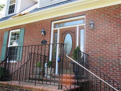 Greenville Single Family Home For Sale: 12 Hunley Lane