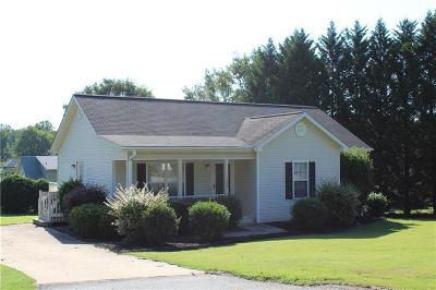 Liberty Single Family Home For Sale: 208 Green Drive