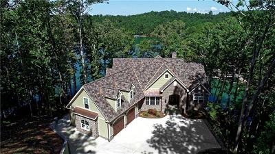 Single Family Home For Sale: 114 Keowee Overlook Road
