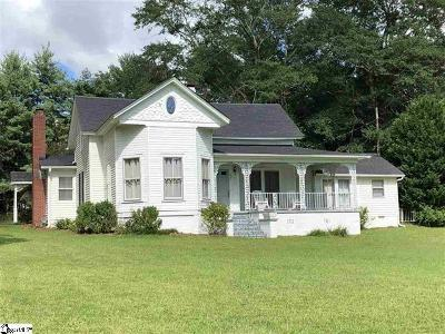 Easley Single Family Home For Sale: 405 S C Street