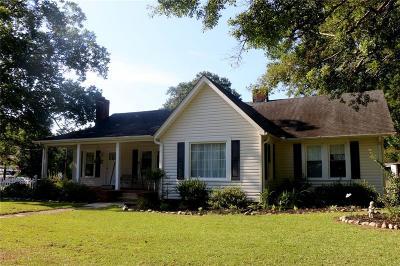 Pelzer Single Family Home For Sale: 59 Main Street