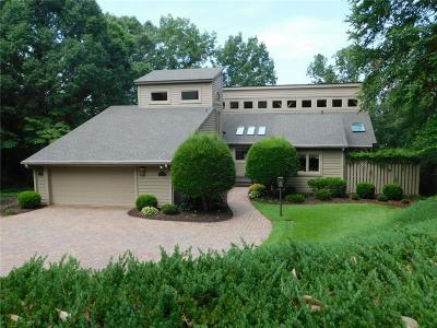 Seneca, Seneca/west Union Single Family Home For Sale: 910 Lakecrest Drive
