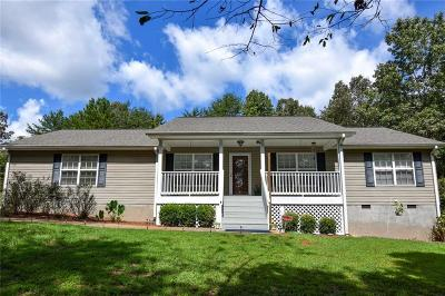 Westminster Single Family Home For Sale: 302 Forest Hill Drive