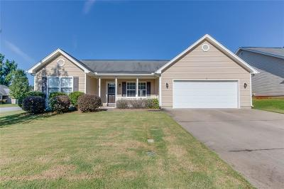 Simpsonville Single Family Home For Sale: 24 Landing Lane