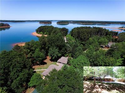 Lavonia, Martin, Toccoa, Hartwell, Lake Hartwell, Westminster, Anderson, Fair Play, Starr, Townville, Senca, Senea, Seneca, Seneca (west Union), Seneca/west Union, Ssneca, Westmister, Wetminster Single Family Home For Sale: 1229 Sunset Lane