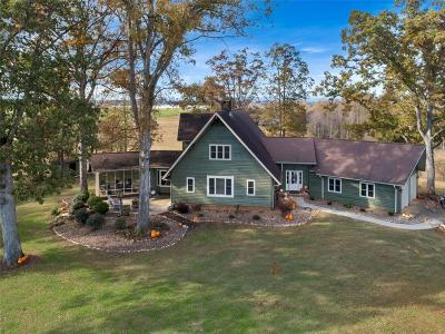 Seneca Single Family Home For Sale: 1256 Return Church Road