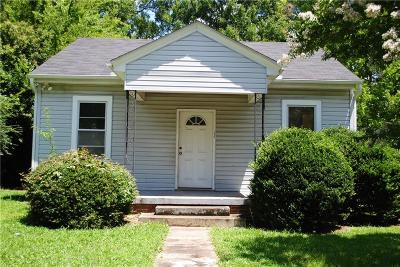 Anderson SC Single Family Home Sold: $28,000