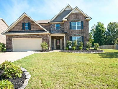 Simpsonville Single Family Home For Sale: 111 Hazeldeen Place