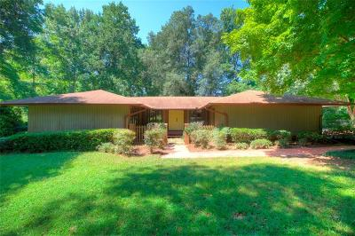 Anderson SC Single Family Home Sold: $180,000