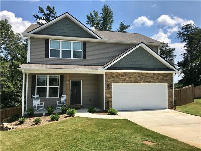 Easley Single Family Home For Sale: 110 Crepe Myrtle Court