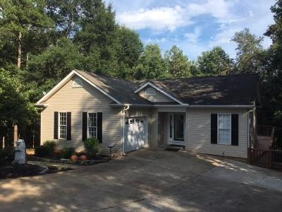 Lavonia, Martin, Toccoa, Hartwell, Lake Hartwell, Westminster, Anderson, Fair Play, Starr, Townville, Senca, Senea, Seneca, Seneca (west Union), Seneca/west Union, Ssneca, Westmister, Wetminster Single Family Home For Sale: 276 Penny Lane