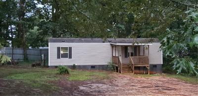 Easley Mobile Home For Sale: 228 Noble Road
