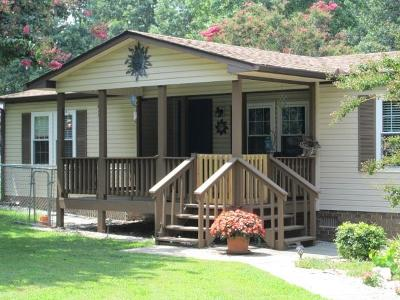 Seneca Mobile Home For Sale: 23036 McDonald Point Road