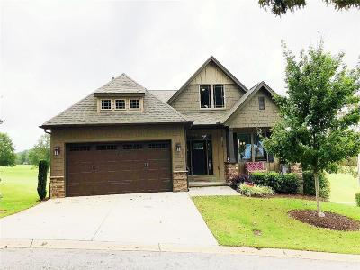 Oconee County Single Family Home For Sale: 3330 Championship Drive