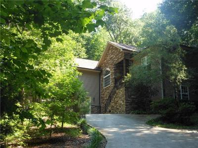 Clemson Single Family Home For Sale: 319 Lancelot Drive