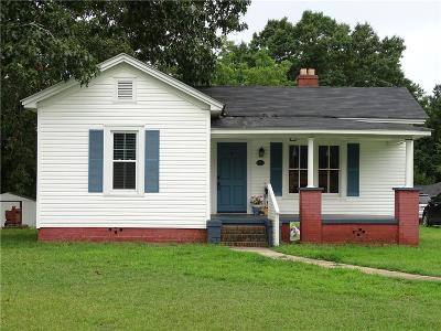 Greer Single Family Home For Sale: 291 N Suber Road