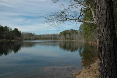 Central, Clemson, Salem, Seneca, Walhalla, West Union Residential Lots & Land For Sale: 257 Chalmers Mountain Road
