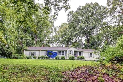 Spartanburg Single Family Home For Sale: 201 E Park Drive