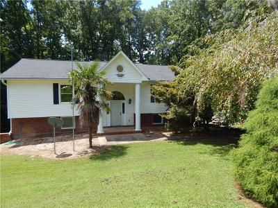 Clemson, Central Single Family Home Sold: 1137 Old Shirley Road