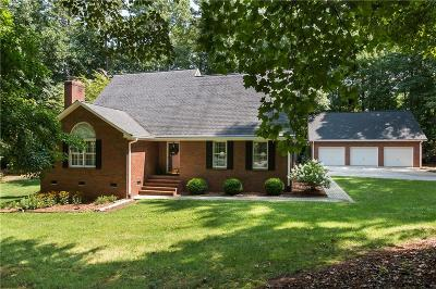 Oconee County Single Family Home For Sale: 14010 Rhine Court
