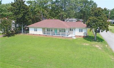 Williamston Single Family Home For Sale: 236 Belton Drive