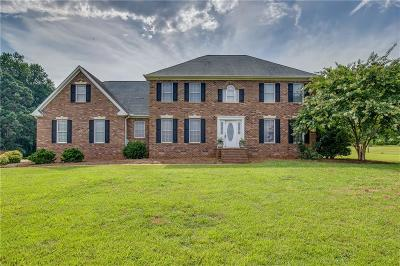 Easley Single Family Home For Sale: 234 S McAlister Road