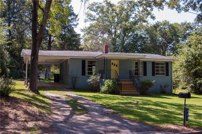 Abbeville County Single Family Home For Sale: 202 Hunter Street