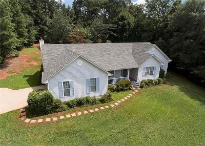Seneca Single Family Home For Sale: 211 Indian Trail Road