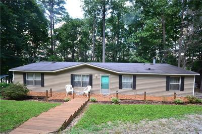 Hart County, Franklin County, Stephens County Mobile Home For Sale: 633 Loreau Trail